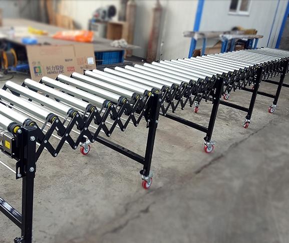 滚筒输送机厂家设备保养概述